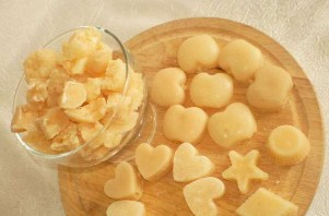 Конфеты из сахара и молока - фото шаг 4