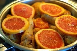 Курица с грейпфрутом - фото шаг 7