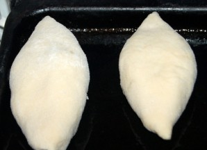 Пирожки с курагой - фото шаг 11