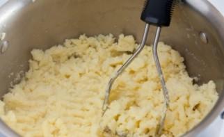 Запеканка из картофельного пюре - фото шаг 3