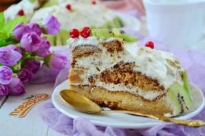 Торт на фруктозе - фото шаг 12