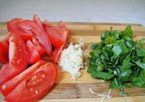 Макароны с овощами - фото шаг 5
