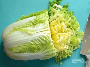Салат с филе курицы - фото шаг 2