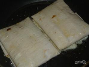 Быстрые пирожки из лаваша - фото шаг 6