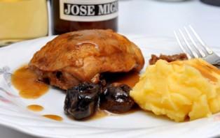 Курица с черносливом по-мароккански - фото шаг 10