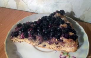Песочное тесто для пирога с ягодами - фото шаг 9