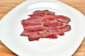 Карпаччо из говядины - фото шаг 3