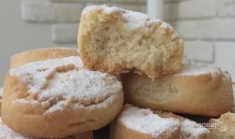 Домашнее печенье рассыпчатое - фото шаг 8
