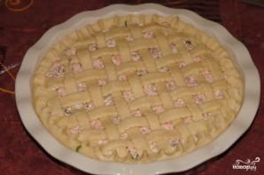 Пирог из форели - фото шаг 3