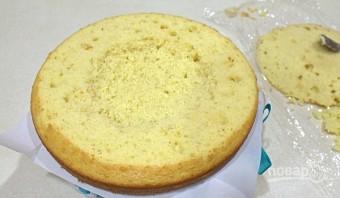 Детский торт на День рождения - фото шаг 2