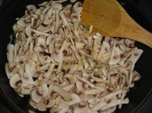 Ризотто с сыром и грибами - фото шаг 2