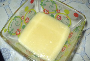 Ганаш из белого шоколада - фото шаг 3