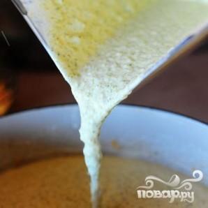 Нежный сырный суп с брокколи - фото шаг 5