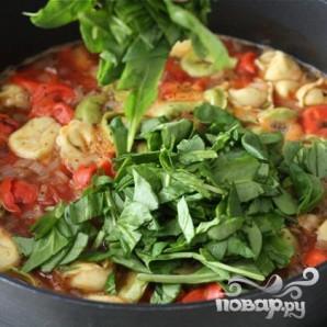 Суп с пельменями - фото шаг 6