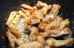 Свинина с кабачками по-китайски - фото шаг 1