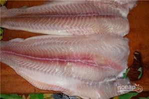 Рыбка с сюрпризом - фото шаг 1