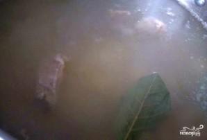 Фасоль со щавелем - фото шаг 2