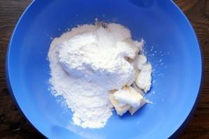 """Торт в стиле """"Рустик"""" - фото шаг 11"""