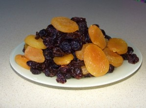 Плюшки с фруктами - фото шаг 1