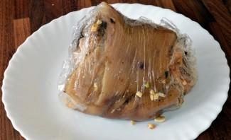 Вкусная свинина в мультиварке - фото шаг 4