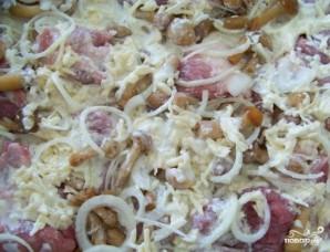 Свинина со сметаной и сыром - фото шаг 5