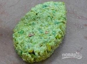 Пхали из зеленой фасоли - фото шаг 7