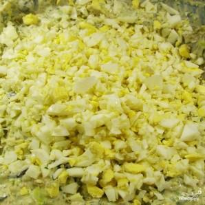 Картофельный салат с беконом - фото шаг 5