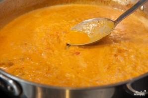 Куриное филе в чесночном соусе - фото шаг 7