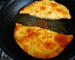 Пирожки с грибами и рисом - фото шаг 5