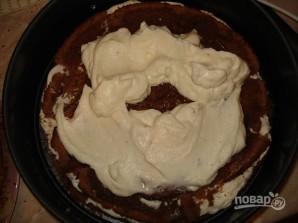 Бисквитный торт под мастику - фото шаг 10