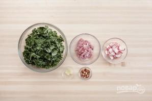 Салат с курицей и редиской - фото шаг 1