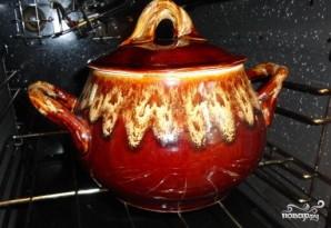 Куриный суп в горшочке - фото шаг 6