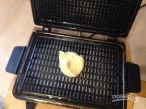 Рецепт вафельного теста для электровафельницы - фото шаг 7