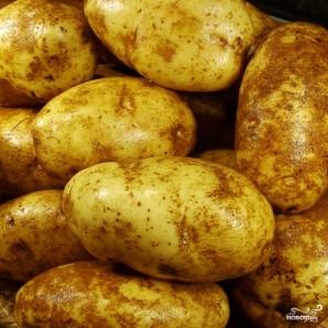 Картофельный салат с беконом - фото шаг 2