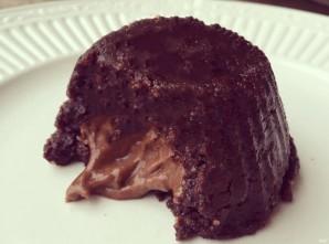Веганский шоколадный пирог - фото шаг 3