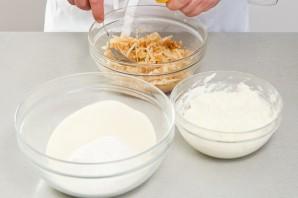 Манник на молоке в мультиварке - фото шаг 2