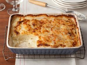 Гратен картофельный запеченный - фото шаг 5