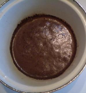 Мороженое с какао - фото шаг 2