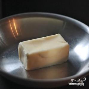 Печенье с коричневым маслом - фото шаг 1