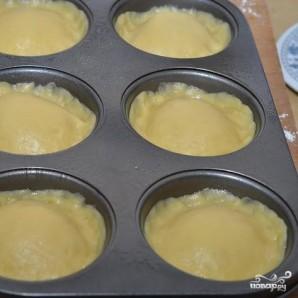 Пирожки с грушами - фото шаг 12
