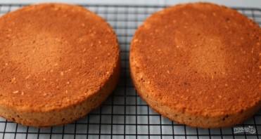 Кофейно-ореховый торт - фото шаг 5