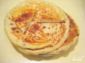 Осетинский пирог с сыром - фото шаг 5