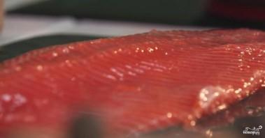 Копчение рыбы в духовке - фото шаг 6