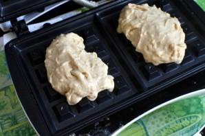 Вафли ореховые на патоке - фото шаг 5