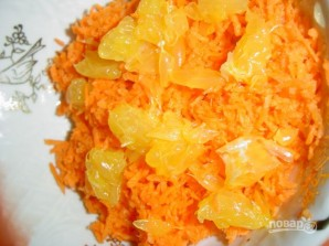 Морковный салат - фото шаг 3