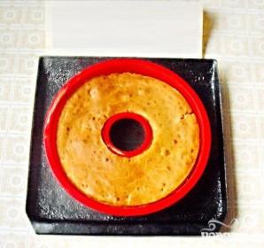 Закусочный кекс с ветчиной - фото шаг 6