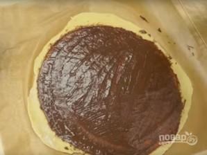 Красивый пирог из дрожжевого теста - фото шаг 8