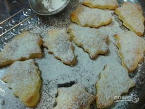 Рождественское печенье из творога - фото шаг 6
