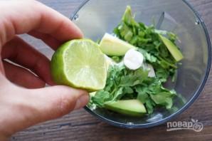 Авокадо в панировке - фото шаг 6