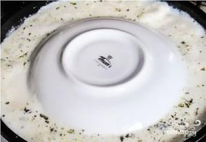 Куриная грудка, тушенная в молоке - фото шаг 3